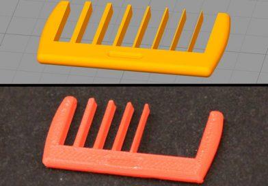 Problemi di Stampa 3D: i piccoli dettagli non vengono stampati