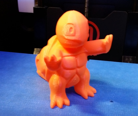stampa 3D stampante 3D oggetto 3D pokemon 3D catttura 6