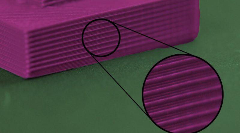 Problema di stampa 3d: Linee orizzontali sul lato di stampa
