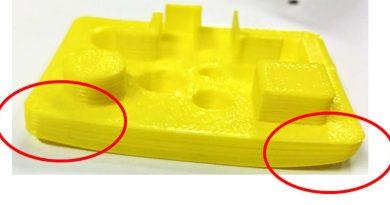 warping stampa 3D