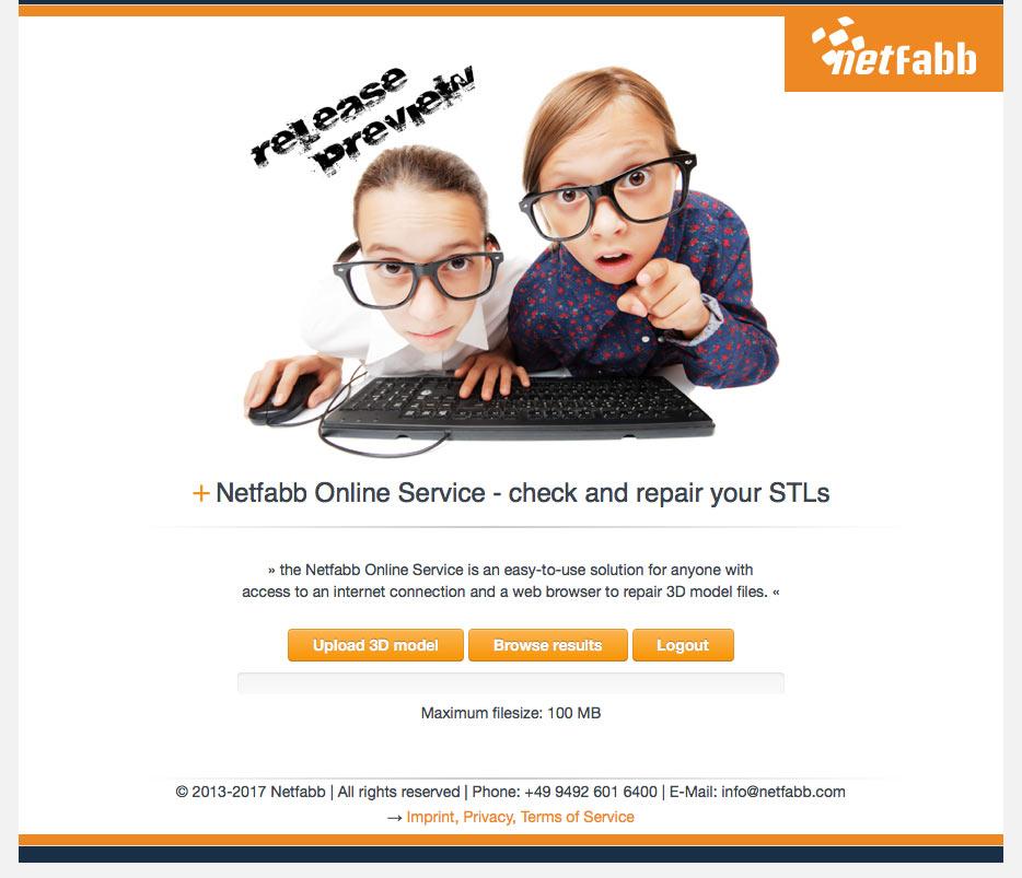 come-riparare-online-modello-3d-stl-browser-netfabb