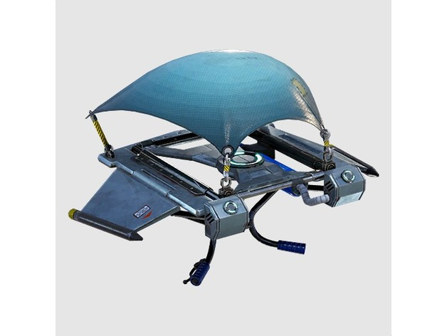 Glider di Fortnite