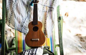 strumenti stampa 3d, ukulele
