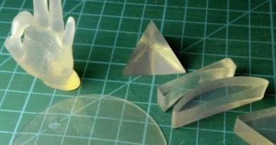 Filamento trasparente per la stampa 3D, come rendere gli oggetti trasparenti