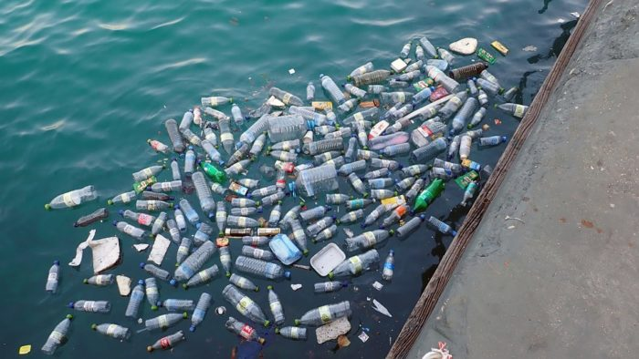 plastica in mare