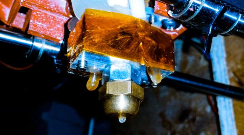 Problemi-stampa-3D--estrusore---ugello-otturato---perdite---hot-end-gocciola