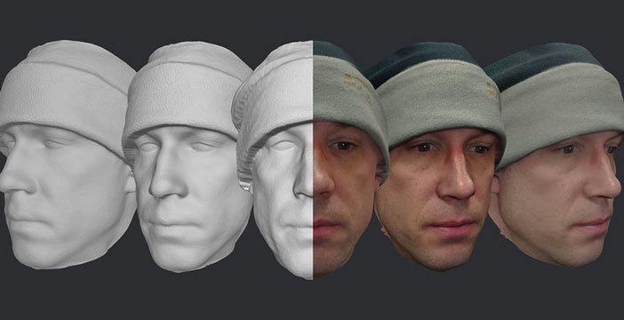 Riconoscimento facciale con stampa 3D: esperimento condotto su smartphone
