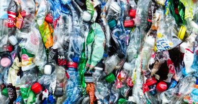 Plastica in mare riciclata grazie alla stampa 3D