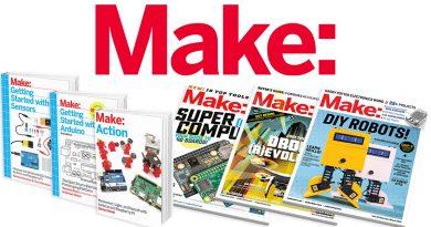 È un giorno triste: Chiude Make Magazine!