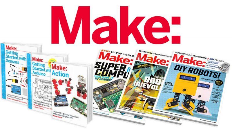 Make-magazine chiude