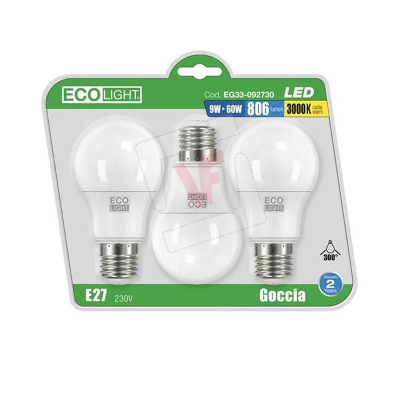 Lampada-LED-Goccia-Eco-light
