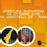 Inaugurazione showroom Kentstrapper a Roma