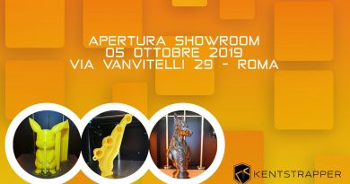 stampa 3d roma kentstrapper