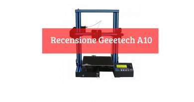 recensione geeetech a10