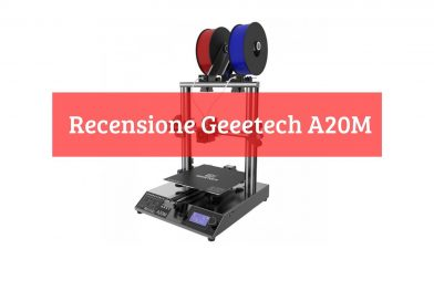recensione geeetech a20m